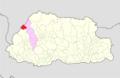 Thimphu Soe Gewog Bhutan location map.png
