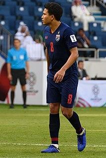 Thitiphan Puangjan Thai footballer
