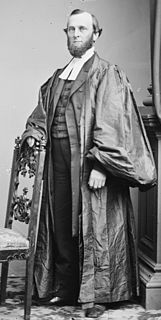 Thomas Gallaudet (Episcopal priest) Episcopal priest and educator of the deaf, 1822–1902