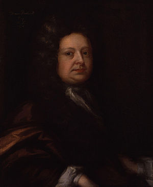 Thomas Shadwell - Image: Thomas Shadwell from NPG