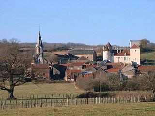 Thory, Yonne Commune in Bourgogne-Franche-Comté, France