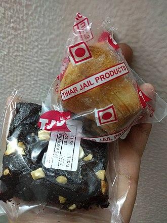 Tihar Jail - Tihar Jail muffin and brownie