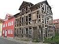 Timber frame in Arnstadt.JPG