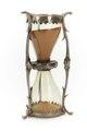 Timglas av silver och glas - Skoklosters slott - 91928.tif