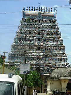 Mahalingeswarar Temple, Thiruvidaimarudur