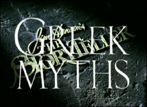 The Storyteller (TV series) - Title card for The Storyteller: Greek Myths