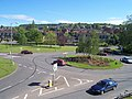 Tiverton , Heathcoat Way Roundabout - geograph.org.uk - 1281497.jpg