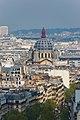 Toits Paris Saint Augustin depuis arc de Triomphe.jpg