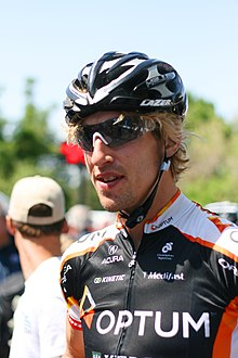 Tom Zirbel, Tour of California 2012.jpg