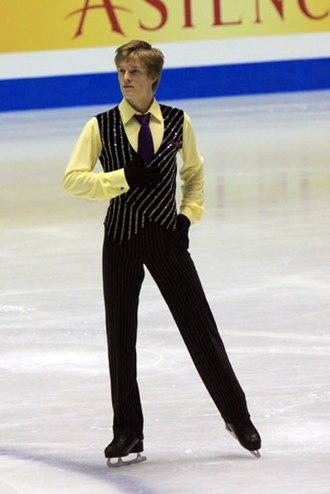 Tomáš Verner - Verner at the 2009 Grand Prix Final