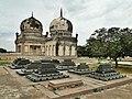 Tombs of Sultan Quli Qutb Shah and Sultan Quli (Chhote Malik) III, Qutb Shahi Tombs.jpg