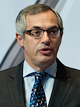 Minister of Health (Canada) - Image: Tony Clement 2012 B