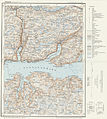 Topographic map of Norway, B31 aust Kyrkjebø, 1960.jpg