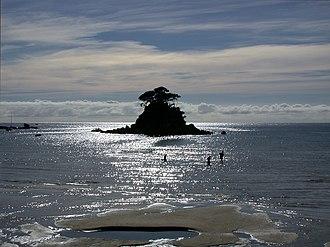 Abel Tasman National Park - Torrent Bay at Abel Tasman National Park.