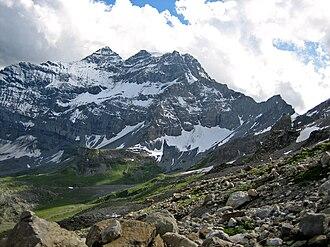Chablais Alps - Image: Tour Sallière