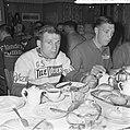 Tour de France , eerste etappe Keulen Luik, de wielrenner van Televizier aan de , Bestanddeelnr 917-8907.jpg