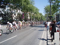 Tour of Turkey Stage 8 Bağdat Avenue 1.JPG