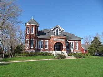 Dunstable, Massachusetts - The town hall