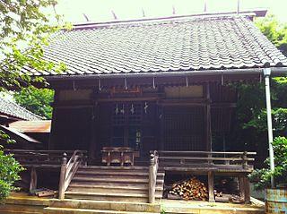 Toyokuni Shrine (Kanazawa)