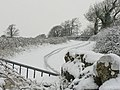 Track off Llanmaes Road, Llanmaes - geograph.org.uk - 1148931.jpg