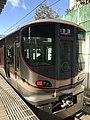 Train of Osaka Loop Line at Sakurajima Station.jpg