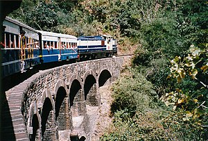 Shimla district - Kalka-ShimlaWERA train