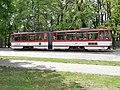 Tram 175 at L. Koidula Stop in Tallinn 2 June 2015.JPG