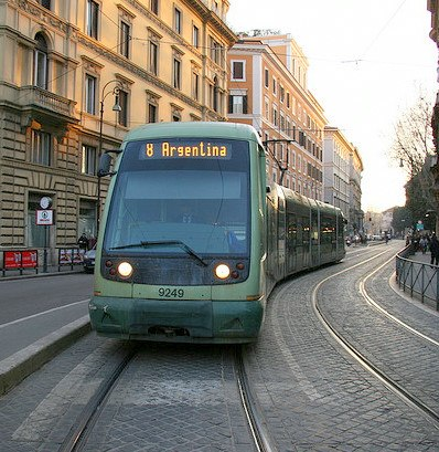 Tram Roma?