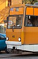 Tram in Sofia near Macedonia place 2012 PD 087.jpg
