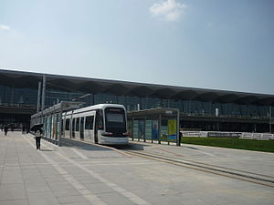 Trams in Shenyang1