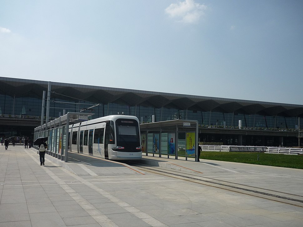 Trams in Shenyang1