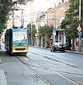 Tramway in Sofia in Alabin Street 2012 PD 014.jpg