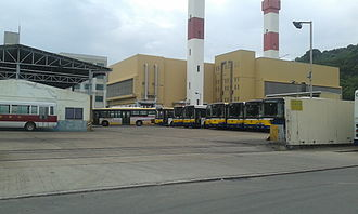 Transmac - Transmac Pak On Bus Depot