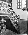 trapleuning preekstoel - batenburg - 20028196 - rce