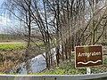 Trebbin-Amtgraben Blick nach Süden mit Schild.jpg