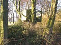 Tree house at North Farm, Whalton - geograph.org.uk - 685222.jpg