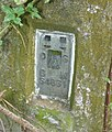 Triangulation Pillar plate - geograph.org.uk - 220249.jpg