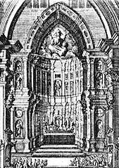 Tribuna di Antonello Gagini