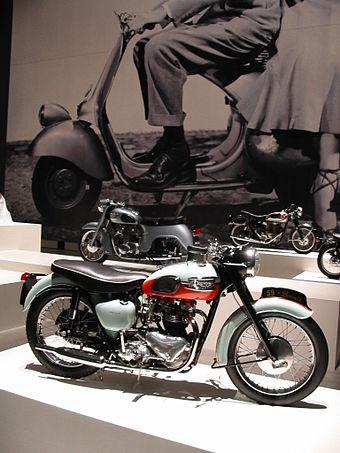 Triumph Bonneville T120 - Wikiwand