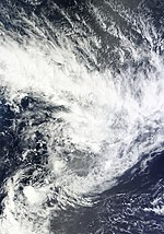 Tropical Disturbance 03F on January 7 2012.jpg