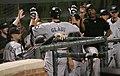 Troy Glaus Blue Jays dugout (2312049458).jpg