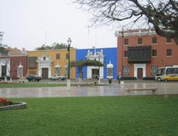 Trujillo peru plaza.JPG
