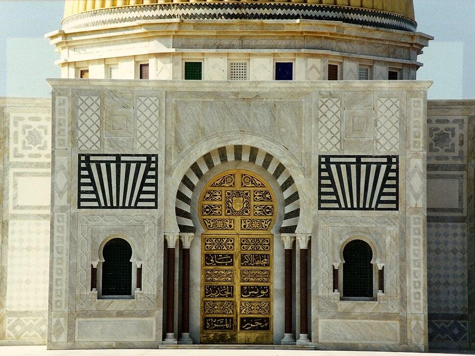 Tunesien - Moschee