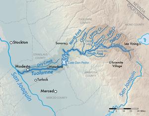 Cherry Creek (Tuolumne River tributary)