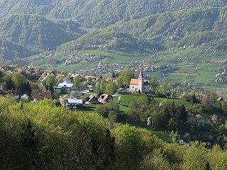 Turje, Hrastnik in Styria, Slovenia