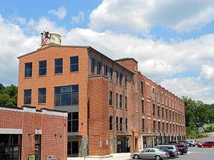 Turkey Hill (company) - The Turkey Hill Experience building in Columbia, Pennsylvania
