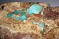 Turquoise (Royston Mining District, northwest of Tonopah, Nevada, USA) - 50968157587.jpg