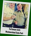 Turtleman visits Westmoreland state park virginia (17054082406).jpg