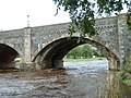Tweed after rain, Peebles - geograph.org.uk - 1474209.jpg