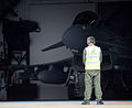 Typhoon Prepares to Leave Hangar at RAF Coningsby as Part of Op Ellamy MOD 45152515.jpg